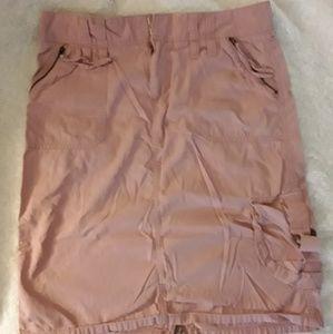 American Eagle cargo skirt